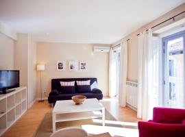 Madrid Central Suites, hotel a Madrid