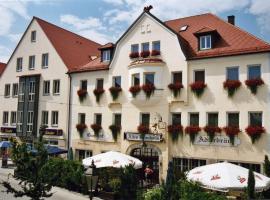 Land-gut-Hotel Hotel Adlerbräu, hotel in Gunzenhausen