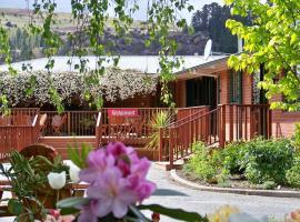 Lake Roxburgh Lodge, hotel in Roxburgh