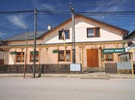 Penzion Jendrál, hotel in Hrabušice
