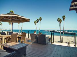 Casablanca Inn on The Beach, inn in Santa Cruz
