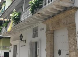 Casa Mantilla 3-37, hotel in Cartagena