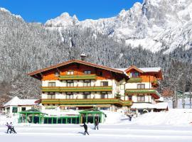 Hotel Jagdhof, hotel in Ramsau am Dachstein