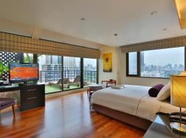 Siri Sathorn Bangkok by UHG, готель у Бангкоку