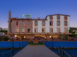 Bacacan Otel, hotel in Ayvalık