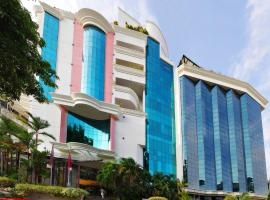 Residency Tower, accessible hotel in Trivandrum