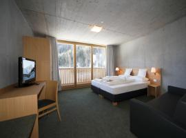 Tannenheim nature and style hotel, hotel a Trafoi