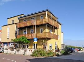 Hotel Nehalennia, hotel in Domburg