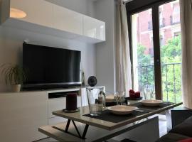Moderno apart centro, апартаменты/квартира в городе Мадрид