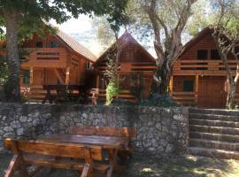 B&B Skadar Lake Murici, отель в Баре