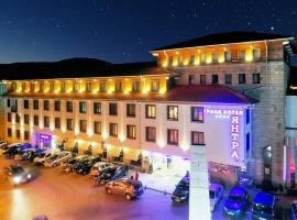 Yantra Grand Hotel, hotel in Veliko Tŭrnovo