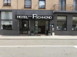 Hotel Richmond, hôtel à Blankenberge
