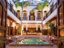 Riad Kasbah & Spa, hotel in Marrakesh