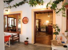 Hotel Zannet, guest house in Parikia