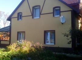 Usadba Tanaevskoy, guest house in Lesnoy