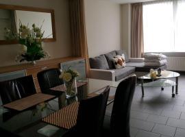 Apartment + Studios Insulinde, apartment in Tilburg