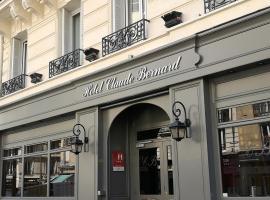 Hotel Claude Bernard Saint-Germain, hotel en Barrio Latino, París