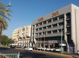 Top Hotel Apartments، فندق في العين