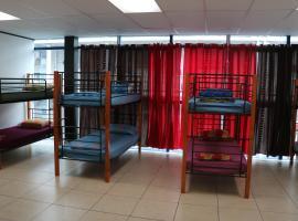 Mahana Lodge Hostel & Backpacker, хотел в Папеете
