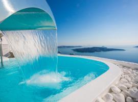 Chic Hotel Santorini, ξενοδοχείο στο Φηροστεφάνι