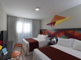 Novus Plaza Hodelpa, hotel in Santo Domingo