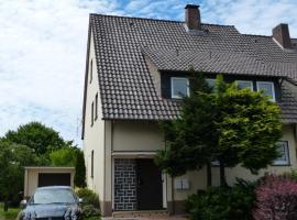 Ferienwohnung Asenberg, apartment in Bad Salzuflen