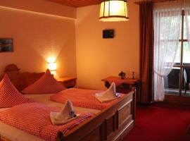 Hotel Schäfflerhof, Hotel in Bischofsmais