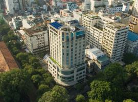Central Palace Hotel, hotel in Ho Chi Minh City
