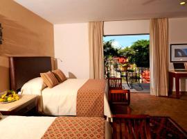 Hotel & Spa Hacienda de Cortés, hotel in Cuernavaca