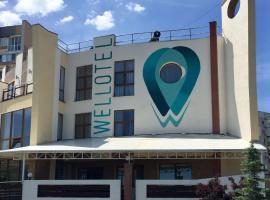 Wellotel Illichivsk, отель в городе Черноморск