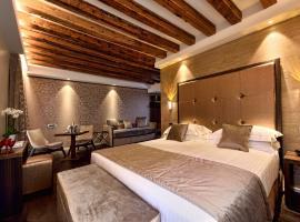 Rosa Salva Hotel, hôtel à Venise