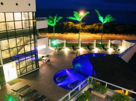 Reserva Praia Hotel, hotel in Balneário Camboriú