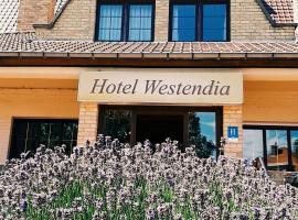 Hotel Westendia, Hotel in Westende