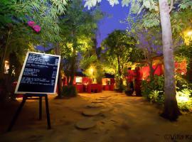 Villa Kaya Lodge