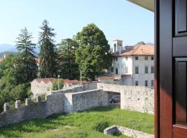 Attico Magnolie, hotel in Cividale del Friuli