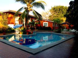 Hotel San Joaquin SA de CV, hotel in Colima