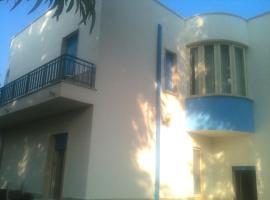 Blu Mare Villa Carlo, accessible hotel in Anzio