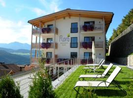 Panorama Hotel Flora, hotell i Villandro