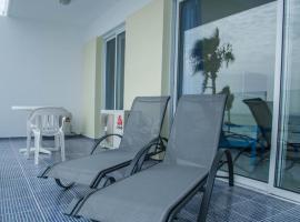 Paphinia Sea View Apartments, hotel near Paphos Harbor, Paphos