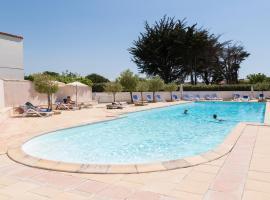 Hotel Odalys Les Hauts de Cocraud, resort village in La Flotte