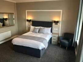 The Raven Hotel, hotel in Corby