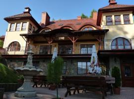 Pensjonat Czardasz – hotel w pobliżu miejsca Zamek w Niedzicy w mieście Niedzica Zamek