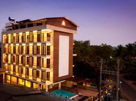 Amani Vagator, hotel near Chapora River, Vagator
