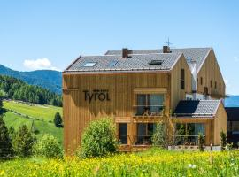 Hotel Tyrol, hotel en Funes