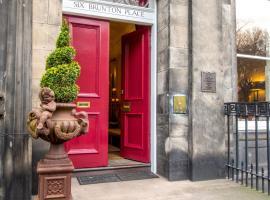 Six Brunton Place, hotel with parking in Edinburgh