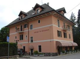 Albergo San Cristoforo, hotel in Pergine Valsugana