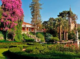 Hotel Casa Real - Viña Santa Rita, отель в городе Сантьяго
