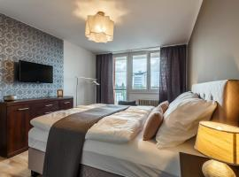 Golden Apartments, apartment in Ostrava