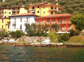 Hotel Smeraldo, hotell i Brenzone sul Garda