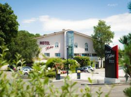 Waldhotel Hohberg, hotel en Schaffhausen